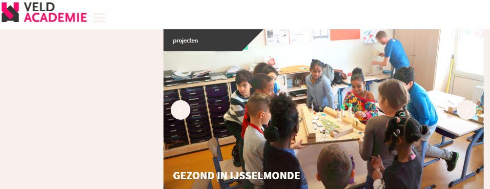 """Scriptiebegeleiding HEPL studenten """"Gezond in IJsselmonde"""""""