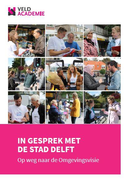 Onderzoek Omgevingsvisie Delft afgerond